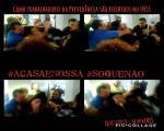 Trabalhadores são agredidos por seguranças do edifício-sede do INSS durante ato pacífico nesta segunda, 28
