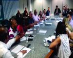 Relatório de reunião conjunta FENASPS e CNTSS com a presidência do INSS