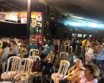Delegações base da FENASPS no Congresso CSP CONLUTAS