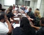 Servidores do MTE discutem as condições de trabalho