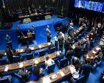 GOVERNO COMPRA VOTOS E SENADORES  APROVAM EM PRIMEIRO TURNO A REFORMA DA PREVIDÊNCIA