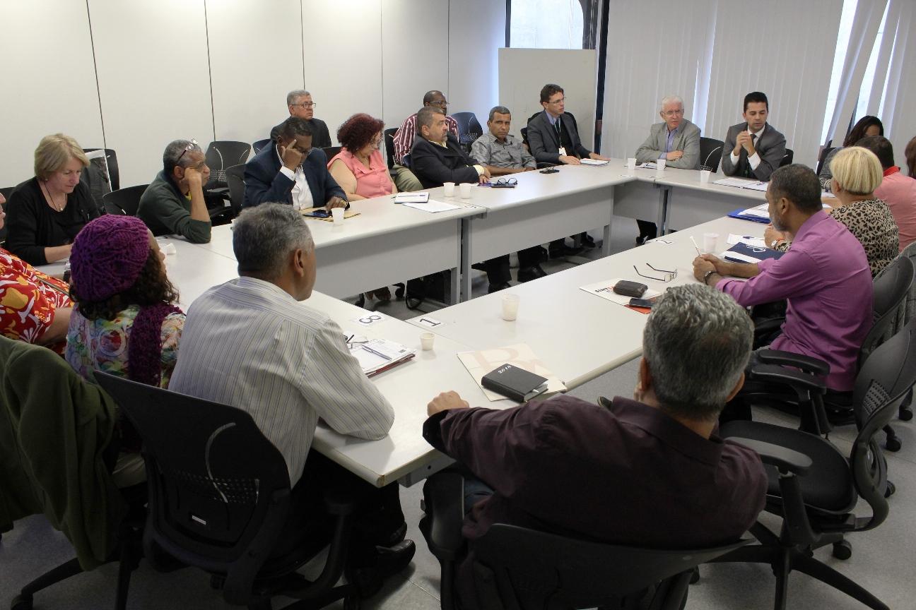 Ponto eletrônico dos servidores da Saúde é pauta de reunião extraordinária na CGESP/MS